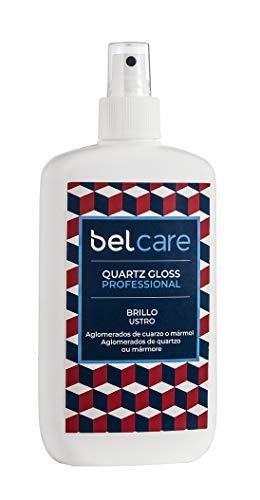 BELCARE - Abrillantador encimeras de cocina y baño Silestone Compac Quartz – Devuelvele el brillo a tus encimeras apagadas - Superficies de Cuarzo