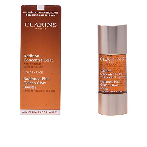 Clarins Addition concentré éclat auto-bronzant 15 ml