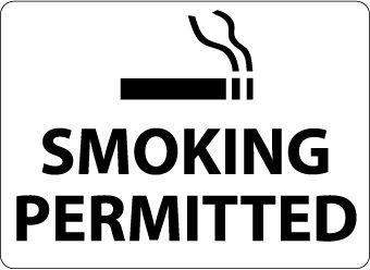 NMC Max 82% OFF M116RB No Smoking Sign 25 Pack Rare of pcs