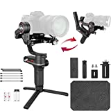 zhi yun WEEBILL S 3-Axis Handheld Gimbal Stabilizer for Mirrorless Cameras,Smartphone,300% Improved Motor Than Zhiyun Weebill Lab,Max Support 3KG (Standard Package)