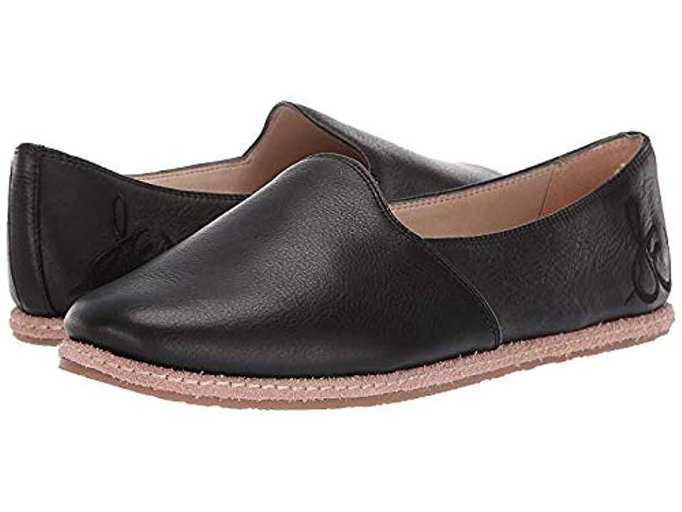 やけどヒステリック欠員[Sam Edelman(サムエデルマン)] レディースローファー?靴 Everie Black Neymar Tumble Leather (28cm) M [並行輸入品]