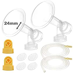 exclusive pumping breast pump parts