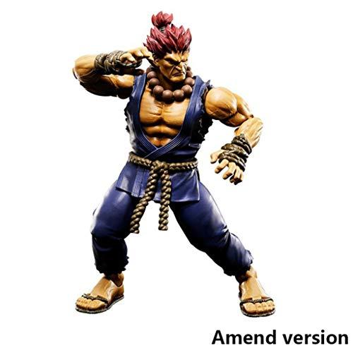 Lilongjiao Akuma de Street Fighter Acción PVC Figura - Altos 6,29 Pulgadas