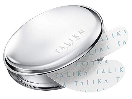 TALIKA Eye Therapy Patch Parches Anti-Ojeras Y Anti-Hinchazón - Parches Reutilizables - Parches Para El Contorno De Los Ojos - Cuidado Para Los Ojos Cansados - Sobres De Parches + Estuche, 6 Unidad