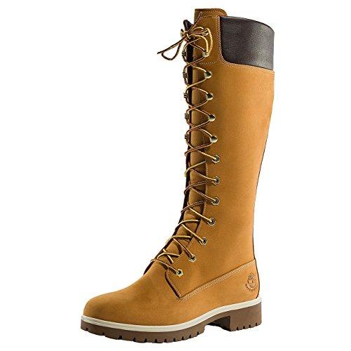 Timberland Premium 14 inch Waterproof, Bottes Femme,...