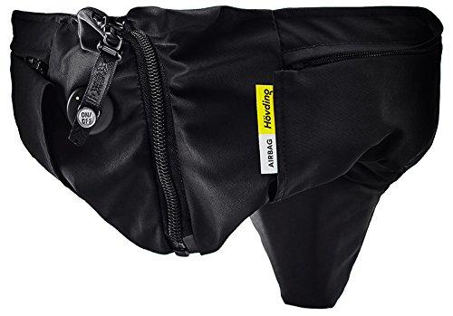 Hövding Casque airbag pour cycliste Mixte, Noir, Taille L