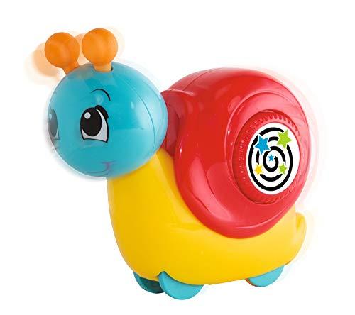 Simba - 104010030 - Jouet pour Bébés - ABC - Press 'N Go Snail