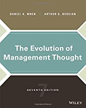 Best the evolution of management thought 7th edition Reviews