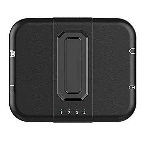CareMont Adaptador de ConversióN de Teclado y RatóN USB / InaláMbrico 2.4G...