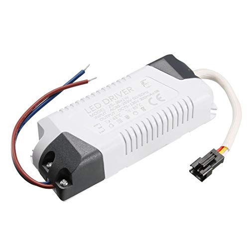 LED Driver 25 – 36 W Konstantstrom 300 mA hohe Leistung AC 85 – 265 V Ausgang 75 – 135 V Externe Stromversorgung LED Deckenleuchte Trafo Gleichrichter Transformator