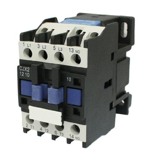 IIVVERR CJX2-1210 690V Ui 12A 220 Volt 3 Poles AC Contactor 220-240V 60HZ Coil (CJX2-1210 690V Ui 12A 220 voltios 3 polos AC contactor 220-240V 60 HZ Bobina