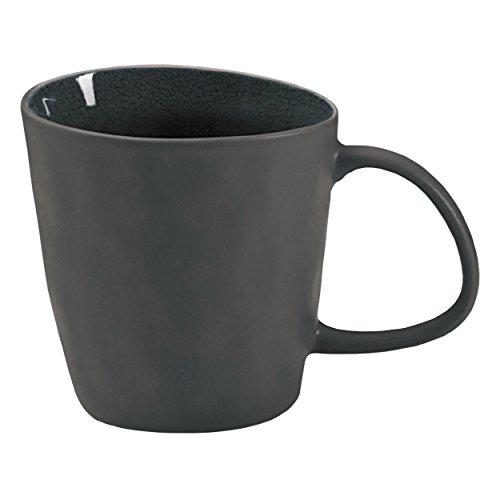 ASA ALAMAISO Espressotasse, Steinzeug, grau, 0,05 l