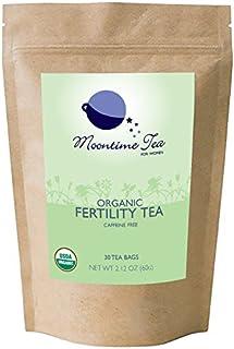 Organic Fertility Tea -Moontime Tea