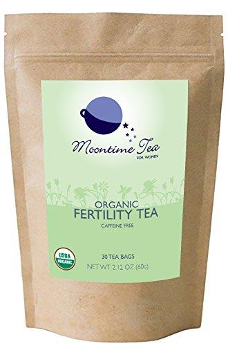 Organic Fertility Tea, 30 Teabags, …