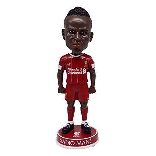 Liverpool FC EPL Premier League Football Sadio Mane 2019 20 Player Bobble Head Figure Ornament