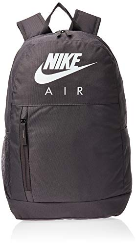 Nike NK ELMNTL Rucksack, ohne Geschlecht, Grau, Einheitsgröße