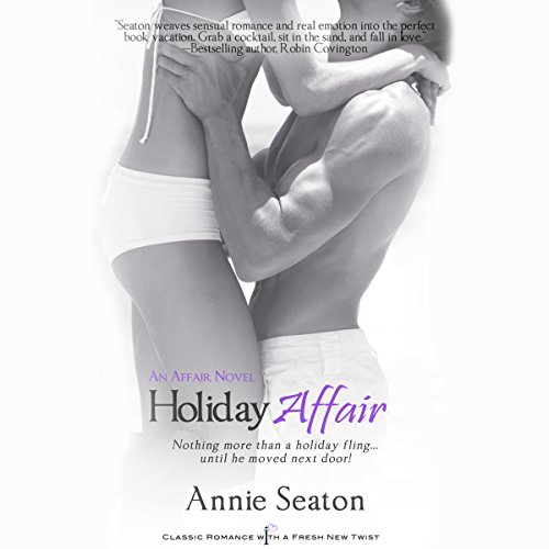 Holiday Affair audiobook cover art