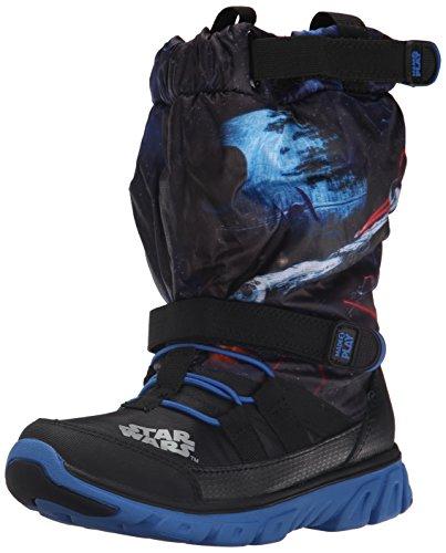 Stride Rite Made 2 Play Sneaker Winter Boot (Toddler/Little Kid), Black, 7.5 M US Toddler