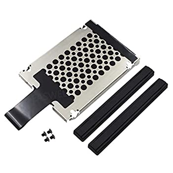 Lysee Data Cables - HDD Hard Drive Caddy Rail Screws For Lenovo Thinkpad X60 X61 X300 T400 T420i T410 T400 X200 x61 X60 X60S X61S X200S X201I