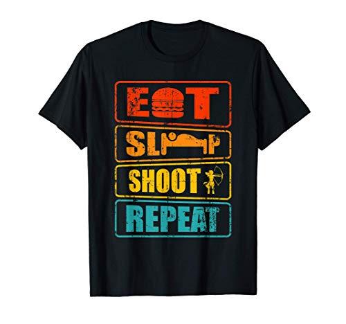 Regalo de diseño de tiro con arco para cualquier persona que Camiseta