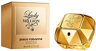 PACO RABANNE LADY MILLION 80ML EDP CODE