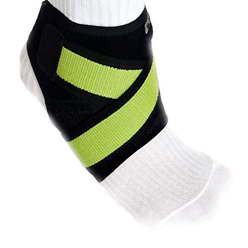 Mantel bio-brace ® Ankle Support Größe L–ionic-tectm (doppelte Leistung der negativen Ionen)