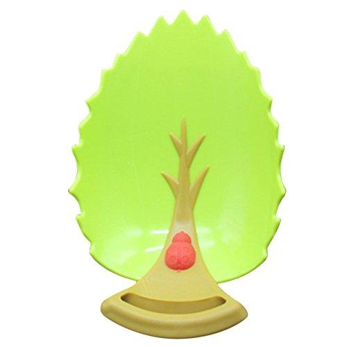TOOGOO Extension de rallonge de Robinet Suess pour Les lavages des Mains des Enfants et de dans la Salle de Bain Conception de Grenouille de Dessin Anime (Vert Tendre + Marron)