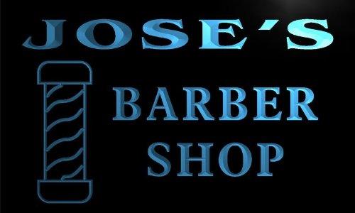 ADVPRO x0028-tm Jose's Barber Shop Hair Cut Custom Personalized Name Neon Sign