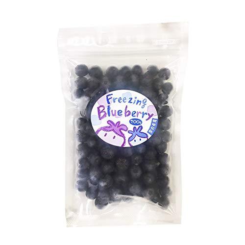 冷凍ブルーベリー200g×10P 堀うち農園 無農薬栽培 安心 安全