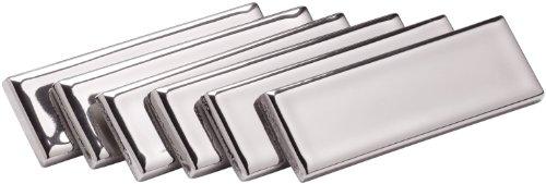 Kohler K-14203-PK-0 Zierleiste Laureat, platin poliert, weiß