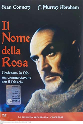 """Il Nome della rosa - (DVD) CINETECA DELL'ESPRESSO """" EDITTORIALE"""""""