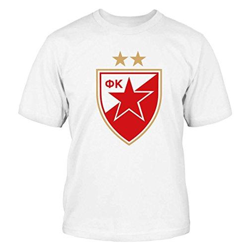 FK Roter Stern Belgrad T-Shirt Größe M