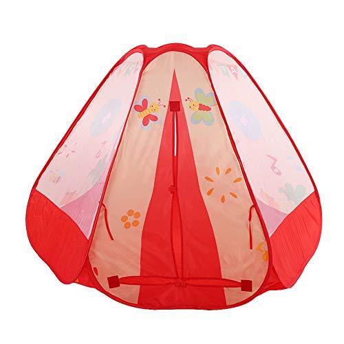 Cloudbox Tienda de Juegos para niños Juego de casa de Juegos Mini Tienda de Castillo para niños Jugando Juguete Interior al Aire Libre, Adecuado para Uso en Interiores y Exteriores
