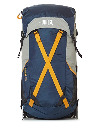 Vargo Exoti 50 Backpack, Blue/Gray