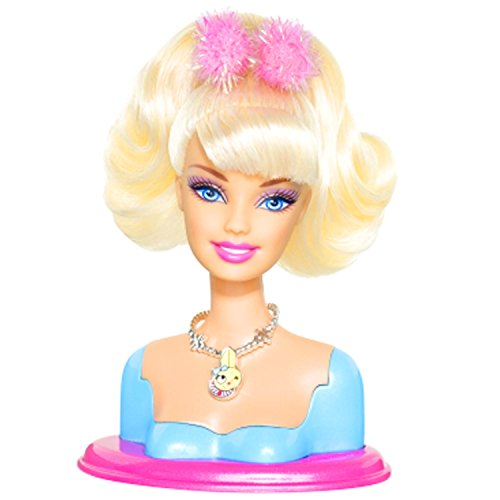 Barbie T9125 Barbie Fashionista - Cabeza extraíble Mix & Style