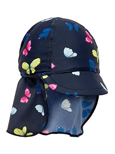 NAME IT Sonnen Schirm Mütze CAP UV 50+ Nackenschutz Nmmzakkola (46/47)