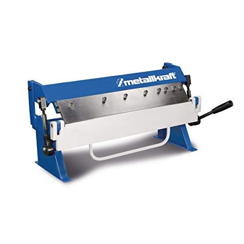 Metallkraft Schwenkbiegemaschine HSBM 305 HS (mit Klemmvorrichtung, für Profile, solide Konstruktion), 3772305