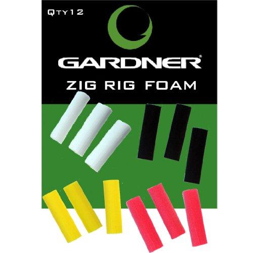 Gardner Zig Rig Foam Mixed Colours