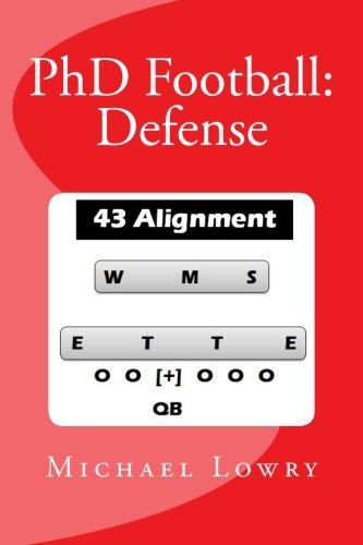 PhD Football: Defense