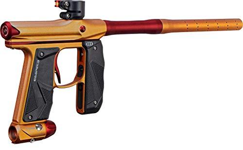 Empire Paintball Mini GS Paintball Gun w/ 2 Piece Barrel - Dust Orange/Dust Red (17391)