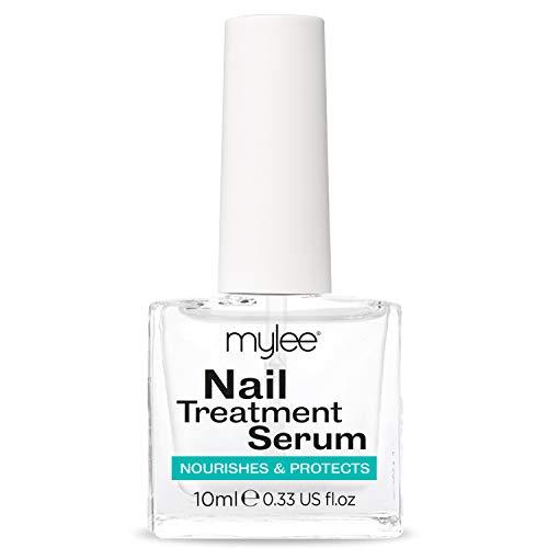 Mylee - Tratamiento de uñas Serum 10ml - Aceite completamente natural para uñas y cutículas - Fortalece, repara y promueve el crecimiento saludable de uñas