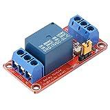 Scheda relè relè a canale 1 con scheda accoppiatore optoisolatore a basso livello per Ar...