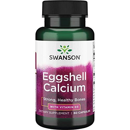 Swanson Eggshell Calcium With Vitamin D-…