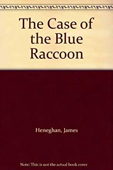 The Case of the Blue Raccoon 0590249347 Book Cover