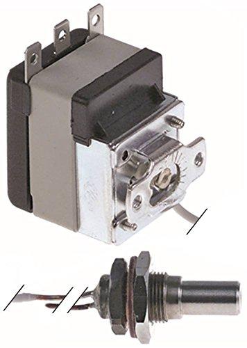Termostato para lavavajillas colged Steeltech 50 beta 1co dexion 360 250 53