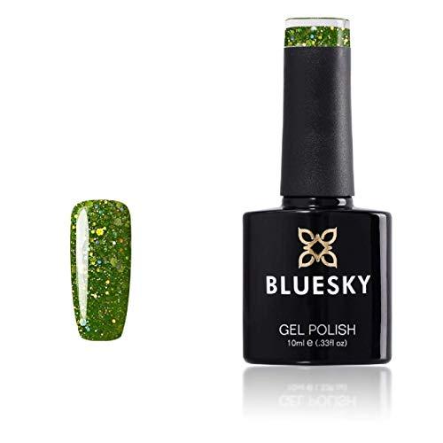 Bluesky BLZ 22 UV/LED Gel Soak Off Vernis à Ongles Lime Green 10 ml