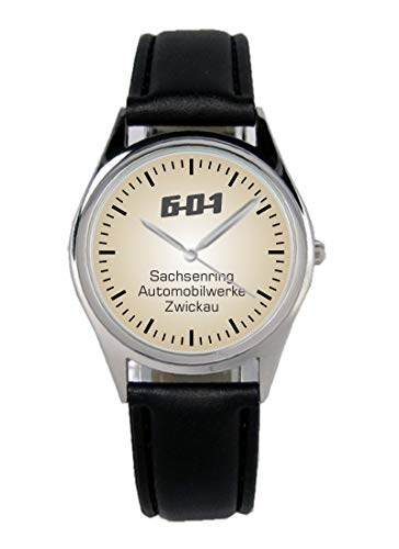 Geschenk für Trabi Trabant 601 Oldtimer Fans Fahrer Kiesenberg Uhr B-1157