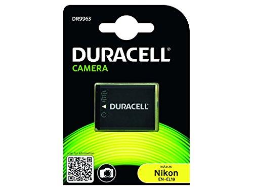 Duracell DR9963 - Batería de Ion de Litio para cámara de Fotos Digital (700 mAh)
