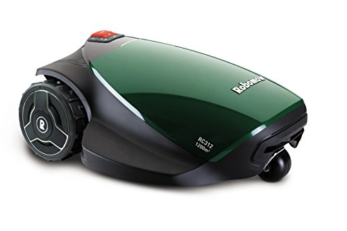 Robomow RC312 - lawn mowers (Robotic lawn mower, Rotary blades, Battery, 15 - 60, Lithium, Green)