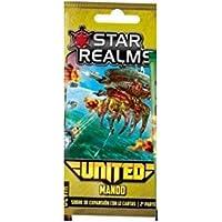 Devir Star Realms United: Mando - Expansión Juego de Mesa [Castellano]